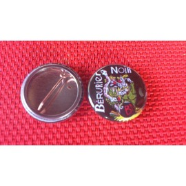Badge 25 Mm Du Groupe Berurier Noir