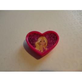 Badge / Broche Barbie