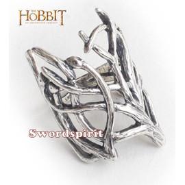 Bague Thranduil Anneau De La Foret Nn1374 Le Hobbit / Le Seigneur Des  Anneaux