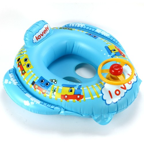 baignoire bouee enfant natation voiture gonflable piscine plage securite 15 30kg. Black Bedroom Furniture Sets. Home Design Ideas