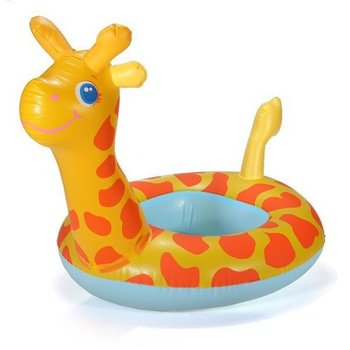 Baignoire bou e pvc girafe gonflable natation piscine b b - Piscine bebe gonflable ...