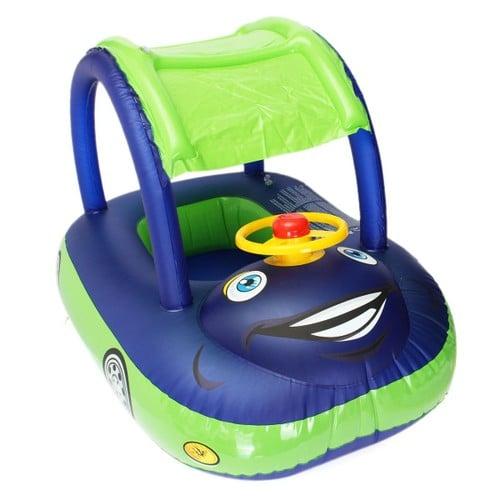 baignoire bou e si ge parasol voiture bateau gonflable 6 36 mois b b natation. Black Bedroom Furniture Sets. Home Design Ideas