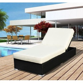 bain de soleil lit transat salon de jardin rotin resine. Black Bedroom Furniture Sets. Home Design Ideas