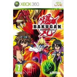 Bakugan Battle Brawlers - Import Uk