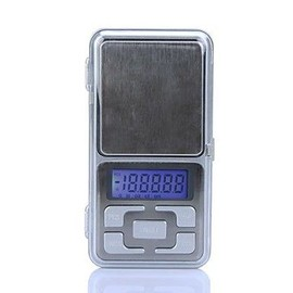 Balance de pr�cision de poche �lectronique pesete bijoutier de 0.1g A 500g