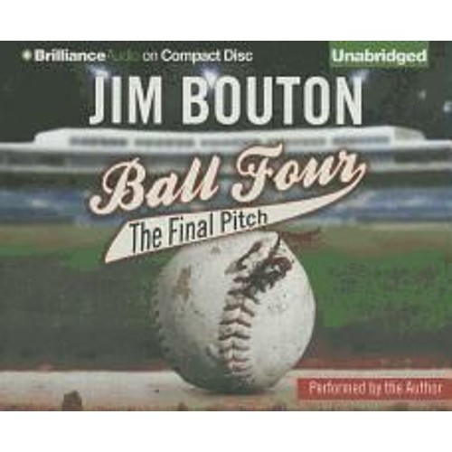 c9a9b20ee988 Ball Four: The Final Pitch de Jim Bouton - Rakuten