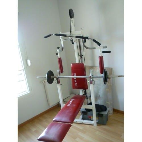 banc de musculation art nr 7406 890 care achat et vente. Black Bedroom Furniture Sets. Home Design Ideas
