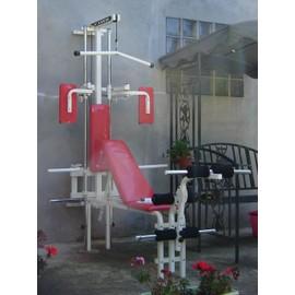 Banc de musculation complet avec poids achat et vente - Banc de musculation complet occasion ...