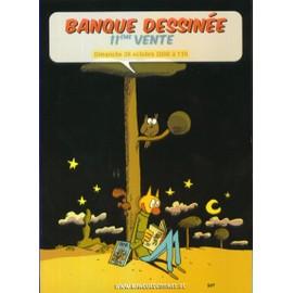 Banque Dessin�e - Bruxelles 2008 - Carte Postale.