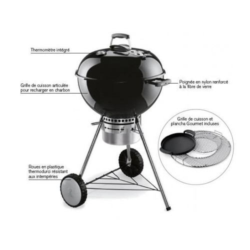 plancha barbecue weber 57 cm top plancha. Black Bedroom Furniture Sets. Home Design Ideas