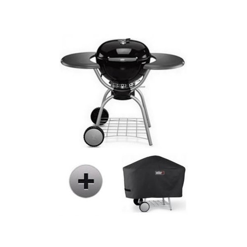 barbecue charbon weber one touch deluxe housse de protection weber deluxe. Black Bedroom Furniture Sets. Home Design Ideas