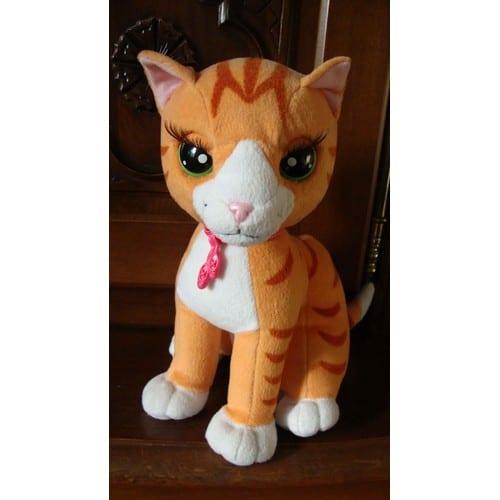 Barbie chat interactif twyla de mattel 28cm achat - Le chat de barbie ...