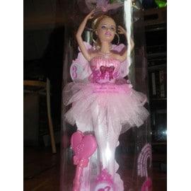 Barbie danseuse toile achat vente de jouet priceminister rakuten - Barbi danseuse etoile ...