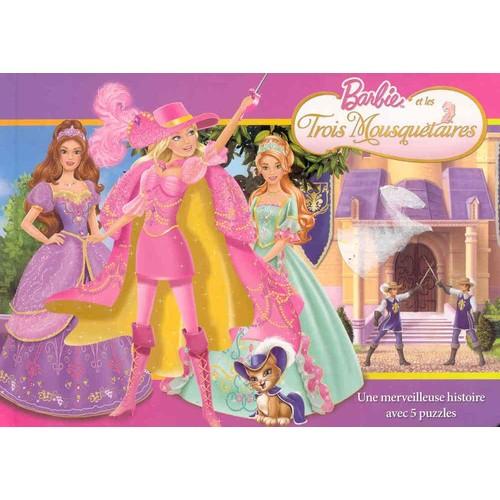 Barbie et les trois mousquetaires de collectif rakuten - Barbie les trois mousquetaires ...