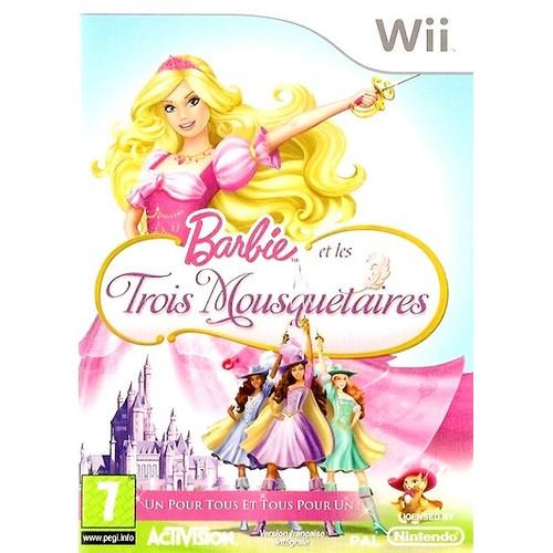 Barbie et les trois mousquetaires pas cher achat vente - Barbie et les 3 mousquetaires ...
