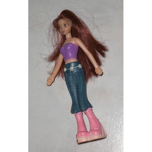 barbie figurine jouet mcdo happy meal mcdonald 39 s 2004. Black Bedroom Furniture Sets. Home Design Ideas