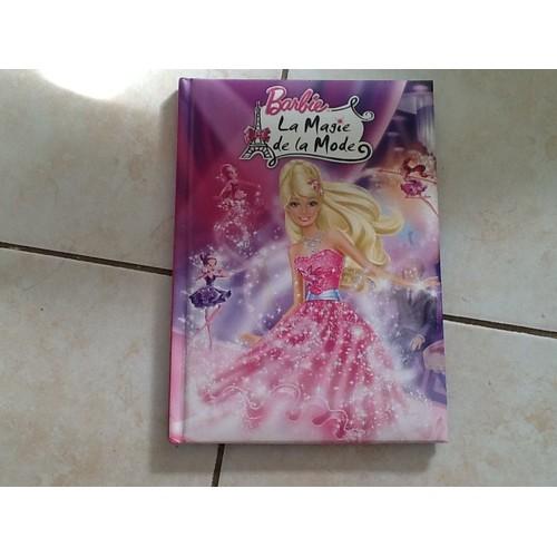 Barbie la magie de la mode de chantal mitjaville rakuten - Barbi et la magi de la mode ...