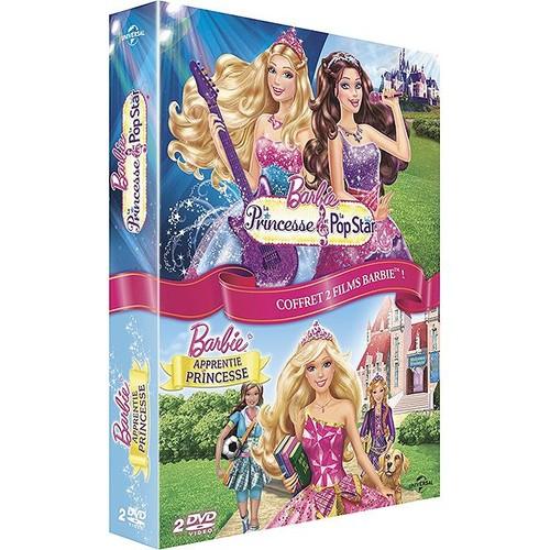 Barbie la princesse et la popstar barbie apprentie - Barbie l apprentie princesse ...