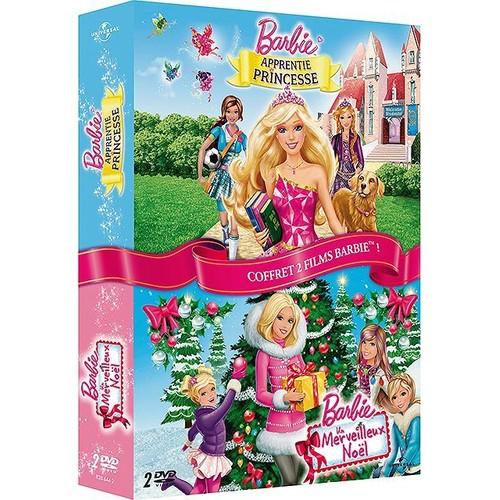 Barbie merveilleux no l barbie apprentie princesse - Barbie l apprentie princesse ...