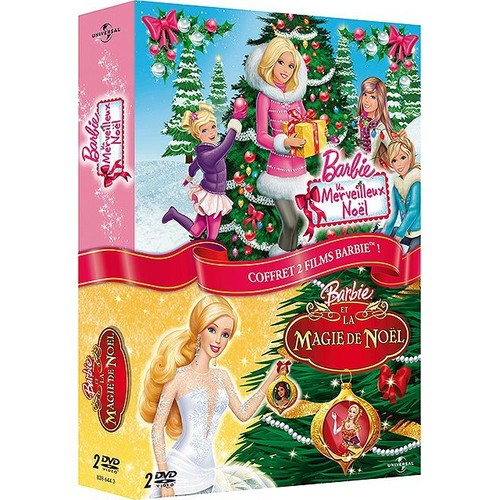 Barbie merveilleux no l barbie et la magie de no l - Un merveilleux noel barbie ...