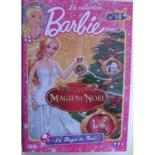 Barbie n 18 la magie de noel dvd zone 2 priceminister - Barbie la magie de noel ...