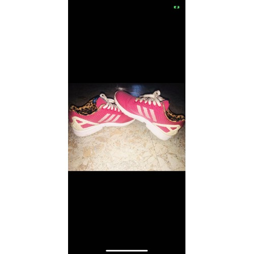 basket adidas zx flux femme