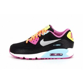 basket nike air max fille