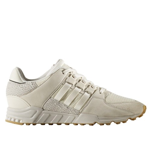 Baskets Basses Adidas Eqt Support Rf Chalk White Chaussures de course