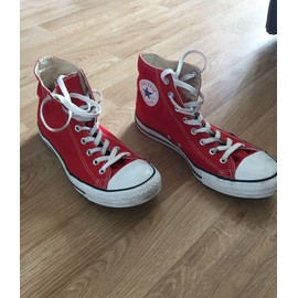 converse all star rouge 44