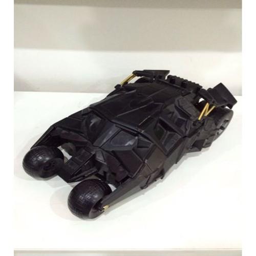 batman dark night batmobile batpod 2 en 1 voiture batman begins dc comics. Black Bedroom Furniture Sets. Home Design Ideas