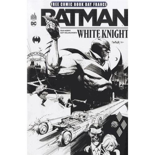Free Comic Book Day Values: White Knight : Qui Est Qui ?