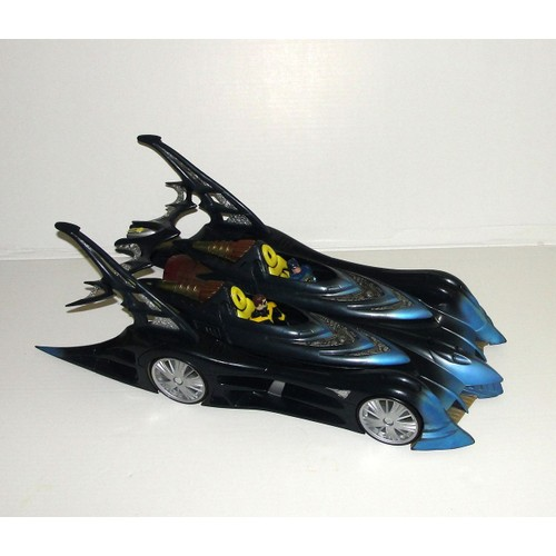 batmobile batman moto jet voiture dc comics figurines kenner. Black Bedroom Furniture Sets. Home Design Ideas