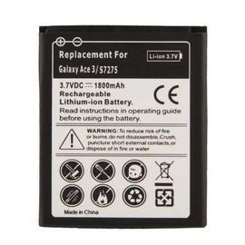 offer buy  batterie mah pour samsung gt s galaxy ace lte i sr