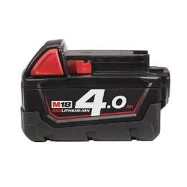 Petite annonce Batterie MILWAUKEE 18V 4Ah Red Li-Ion M18 B4 - 4932430063 - 01000 BOURG-EN-BRESSE