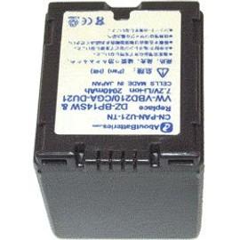 Batterie pour PANASONIC VDR-M70B
