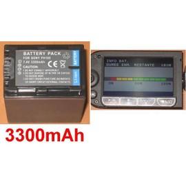 Batterie pour SONY DCR-HC51E