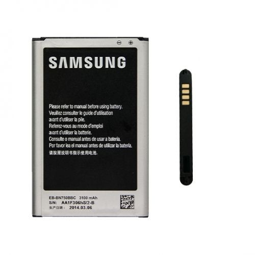 batterie samsung eb bn750bbc note 3 lite neo sm n750 sm n7505 3100mah. Black Bedroom Furniture Sets. Home Design Ideas