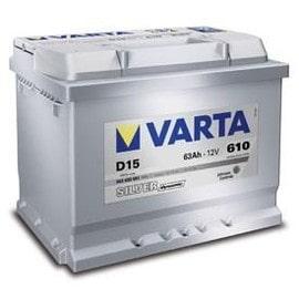 batterie silver dynamic 63ah 610a d15 achat et vente rakuten. Black Bedroom Furniture Sets. Home Design Ideas