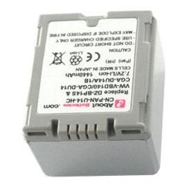 Batterie type PANASONIC CGA-DU21E