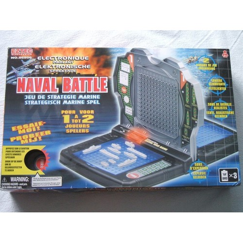 eztec electronic naval battle instructions
