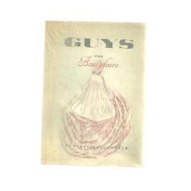 Constantin Guys - Le Peintre De La Vie Moderne de Baudelaire