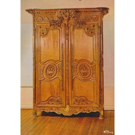 bayeux mus e baron g rard armoire normande x v i i i. Black Bedroom Furniture Sets. Home Design Ideas