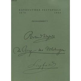 Bayreuther Festspiele - Richard Wagner : Siegfried de Collectif