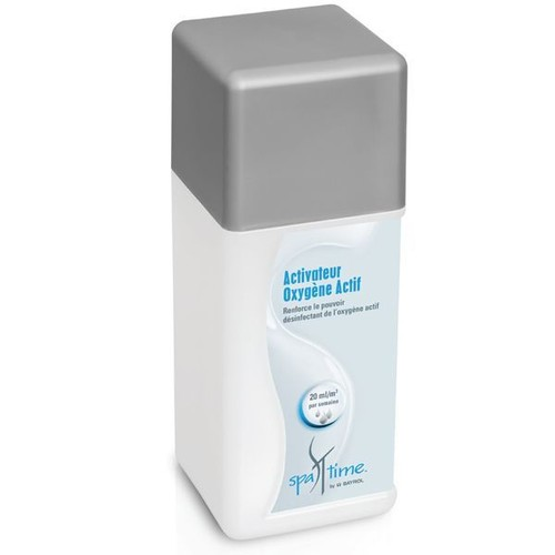 bayrol activateur oxyg ne actif liquide 1l pour spa 2241600 spa time. Black Bedroom Furniture Sets. Home Design Ideas