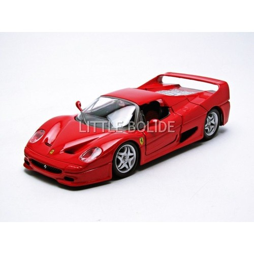 bburago 1 24 ferrari f50 1995 26010r neuf et d 39 occasion. Black Bedroom Furniture Sets. Home Design Ideas