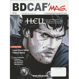 Bdcaf'mag 52 De Novembre/D�cembre 2013 - Gibrat Et Sobral