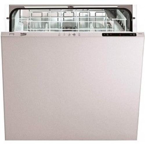beko pdin15310 lave vaisselle pas cher achat vente. Black Bedroom Furniture Sets. Home Design Ideas