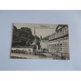 Belelgarde Loiret Pavillon Salamandre Mus�e Desvergnes Statue Jeanne D'arc