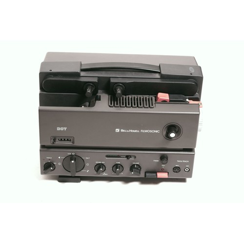bell howell 21dct filmosonic twin track projecteur super 8 sonore. Black Bedroom Furniture Sets. Home Design Ideas