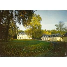 Bellefontaine, Val D'oise, Le Ch�teau, Propri�t� De La Chambre Des M�tiers